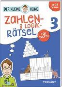 Der kleine Heine. Zahlen- und Logikrätsel 3. Für Profis