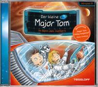 Der kleine Major Tom. Hörspiel 9: Im Bann des Jupiters