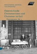 Österreichische Übersetzerinnen und Übersetzer im Exil