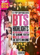 New Stars K-Pop Superstars BTS