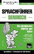 Sprachführer Deutsch-Serbisch und Kompaktwörterbuch mit 1500 Wörtern