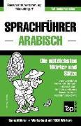 Sprachführer Deutsch-Arabisch und Kompaktwörterbuch mit 1500 Wörtern