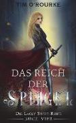 Das Reich der Spiegel (Buch Vier): (Die Lacey Swift-Reihe 4)