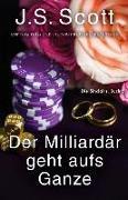 Der Milliardär geht aufs Ganze: Die Sinclairs (Buch 5)