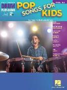 Pop Songs for Kids: Drum Play-Along Volume 53