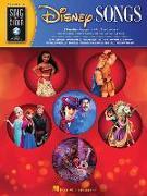 Disney Songs: Sing with the Choir Volume 18