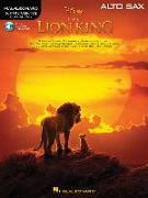 The Lion King for Alto Sax: Instrumental Play-Along
