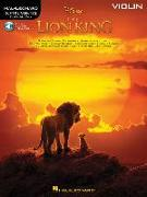 The Lion King for Violin: Instrumental Play-Along