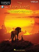 The Lion King for Viola: Instrumental Play-Along