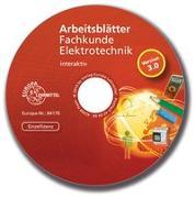 Arbeitsblätter Fachkunde Elektrotechnik - interaktiv