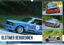 OLDTIMER BERGRENNEN - BMW Fahrzeuge (Wandkalender 2020 DIN A3 quer)