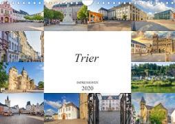Trier Impressionen (Wandkalender 2020 DIN A4 quer)