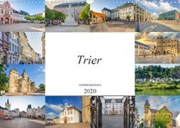 Trier Impressionen (Wandkalender 2020 DIN A3 quer)