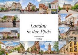 Landau in der Pfalz Impressionen (Wandkalender 2020 DIN A3 quer)