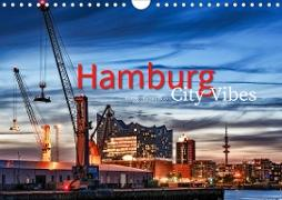 Hamburg City Vibes (Wandkalender 2020 DIN A4 quer)