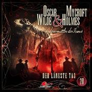 Oscar Wilde & Mycroft Holmes - Folge 28