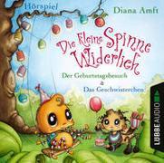 Die kleine Spinne Widerlich - 2 Geschichten