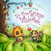 Die kleine Spinne Widerlich - Der Geburtstagsbesuch (Pappbilderbuch)