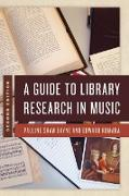GUIDE TO LIBRARY RESEARCH IN MCB