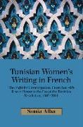 Tunisian Womens Writing in French