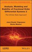 Analysis, Modeling, and Stability of Fractional Order Differential System 2