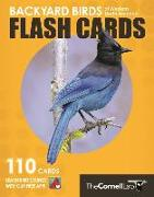 Backyard Birds Flash Cards- Western North America