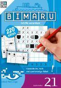 Bimaru 21 - Schiffe versenken