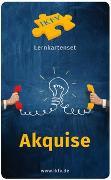IKFV-Lernkartenset Akquise: Termine mit Entscheidern