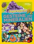 Superexperte: Gesteine und MIneralien