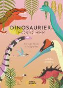 Dinosaurierforscher. Tiere der Urzeit in Infografiken
