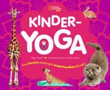 Yoga wie die Tiere. Eine tierische Anleitung für kinderfreundliche Übungen