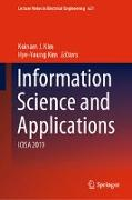 Information Science and Applications: Icisa 2019