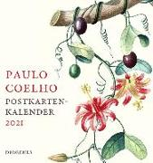 Postkarten-Kalender 2021