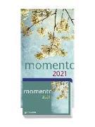 momento 2021 Abreißkalender