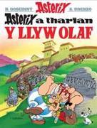 Asterix a Tharian y Llyw Olaf