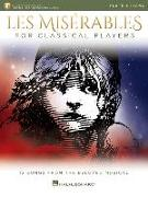 Les Miserables for Classical Players: Flute and Piano with Online Accompaniments