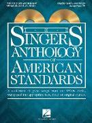 The Singer's Anthology of American Standards [With CD (Audio)]