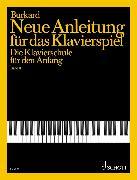 Neue Anleitung für das Klavierspiel