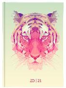 Biella Schüleragenda mydiary 20/21, wattiert, Animals