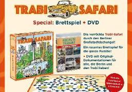 Kultauto Trabant + Brettspiel Trabi Safari