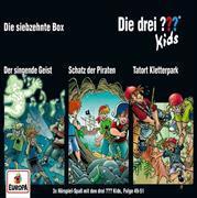 Die drei ??? Kids 017 / 3er Box (Folgen 49, 50, 51)