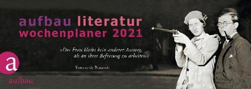 Aufbau Literatur Wochenplaner 2021