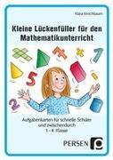 Kleine Lückenfüller für den Mathematikunterricht