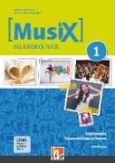 MusiX 1. Multimedia CD-ROM (Einzelplatz). Neuausgabe 2019