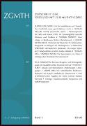 ZGMTH - Zeitschrift der Gesellschaft für Musiktheorie