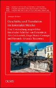 Geschichte und Translation im kolonialen Mexiko