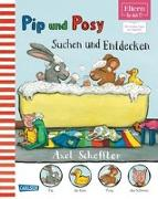 Pip und Posy: ELTERN-Bücher: Pip & Posy - Suchen und Entdecken