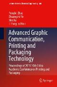 Advanced Graphic Communication, Printing and Packaging Technology: Proceedings of 2019 10th China Academic Conference on Printing and Packaging