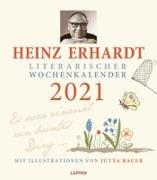 Heinz Erhardt – Literarischer Wochenkalender 2021