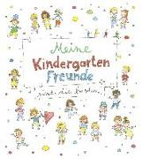 Meine Kindergarten-Freunde sind die besten! - Kritzel-Freundebuch ab 3 Jahre